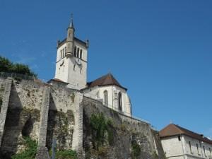 Cité médiévale de Morestel en Isère