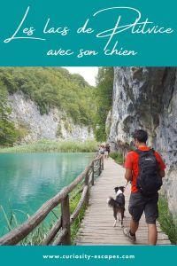 Croatie: Visiter les lacs de Plitvice avec son chien