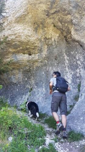 Rochers de Fangasset, randonnée Vercors