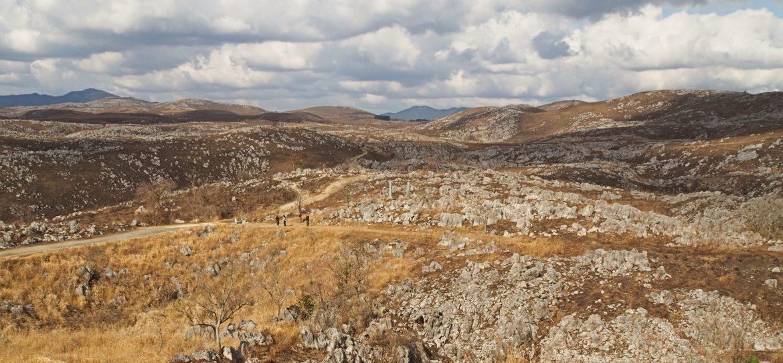 Plateau rocheux d'Akiyoshidai, Japon