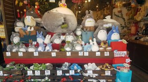 Magasin Ghibli au Japon