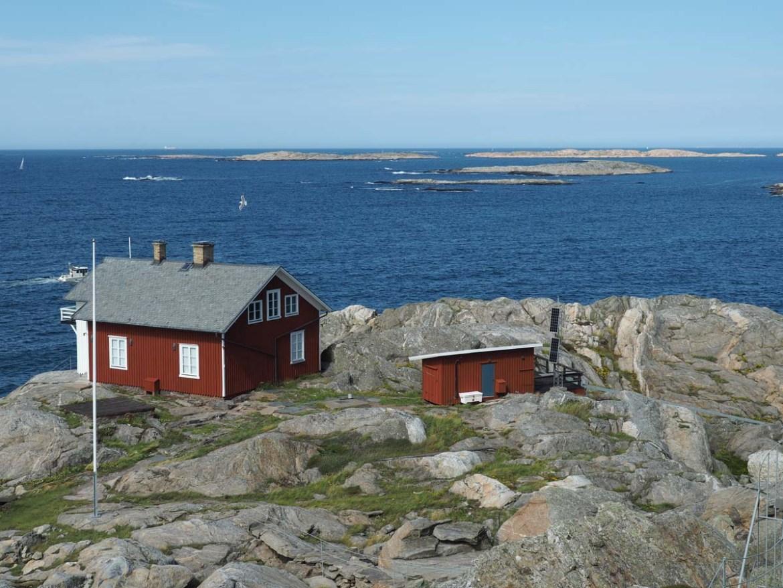 Cabane isolée d'Islandsberg en Suède