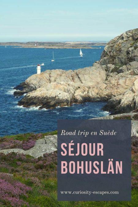 Visiter la région du Bohuslän en Suède