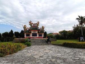 Tombe Tojin sur l'île Ishigaki au Japon
