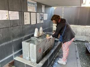Sanctuaire shinto à Kumamoto, Japon
