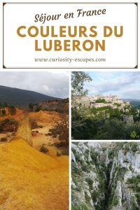 Visiter le Luberon en région PACA