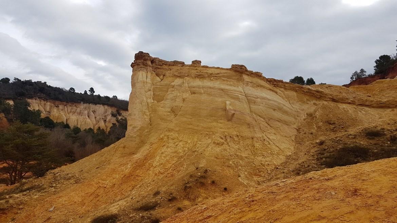 Colorado provençal de Rustrel