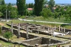 Herakleia Lynkestis, Bitola en Macédoine
