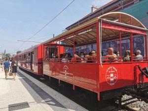 Petit train touristique de La Mure, Isère