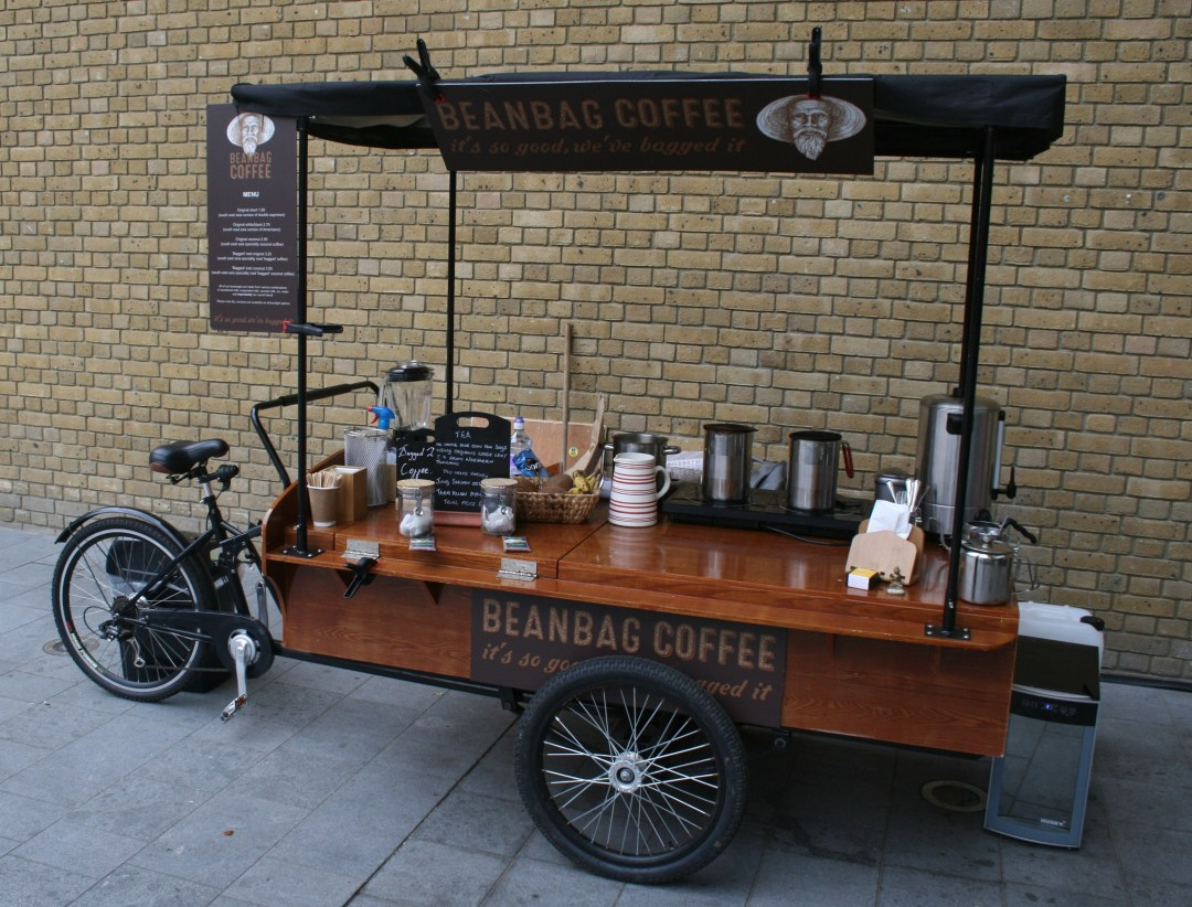 coffee cart maltby st market