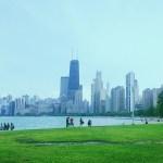 chicago lake shore path