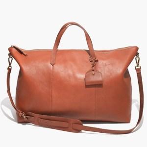 madewell weekender bag