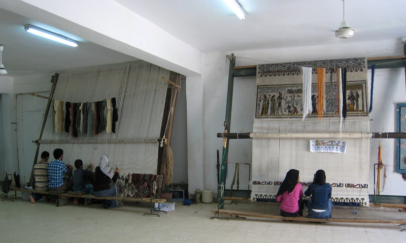 carpet school cairo