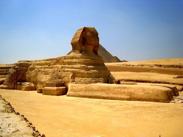 sphinx tour