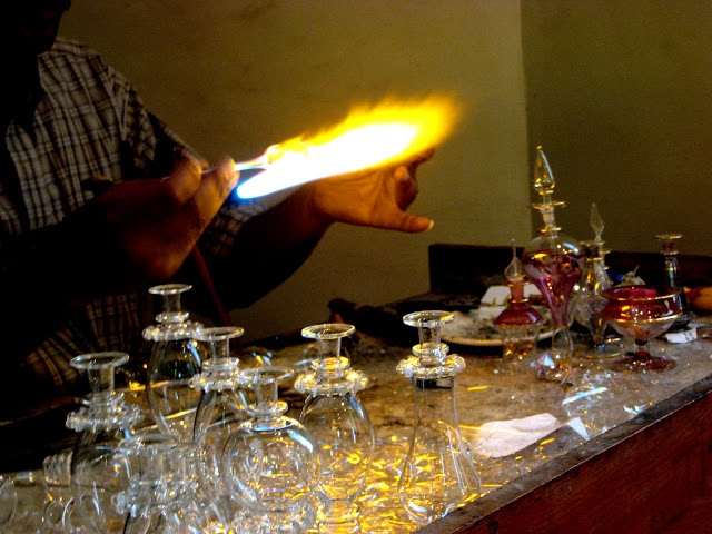 perfume bottles egypt