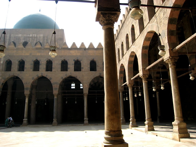 first mosque cairo