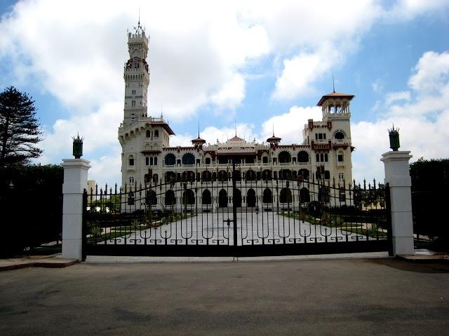 alexandria palace