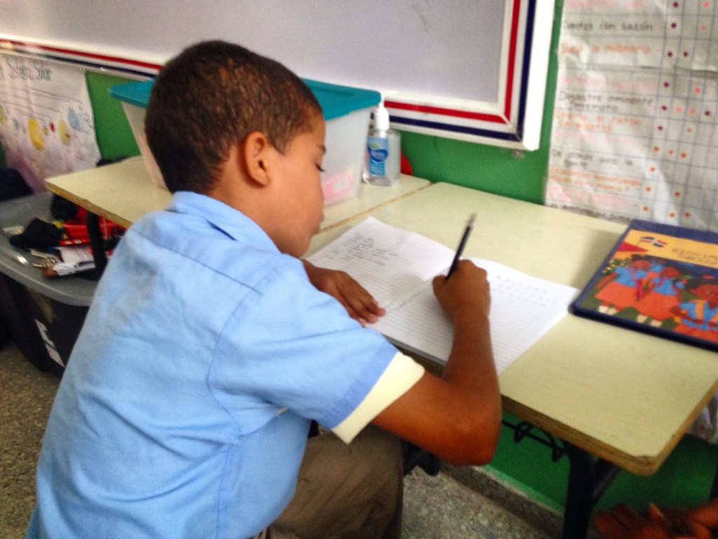 teach english dominican republic