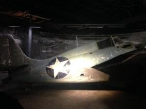 pearl harbor museum american plane