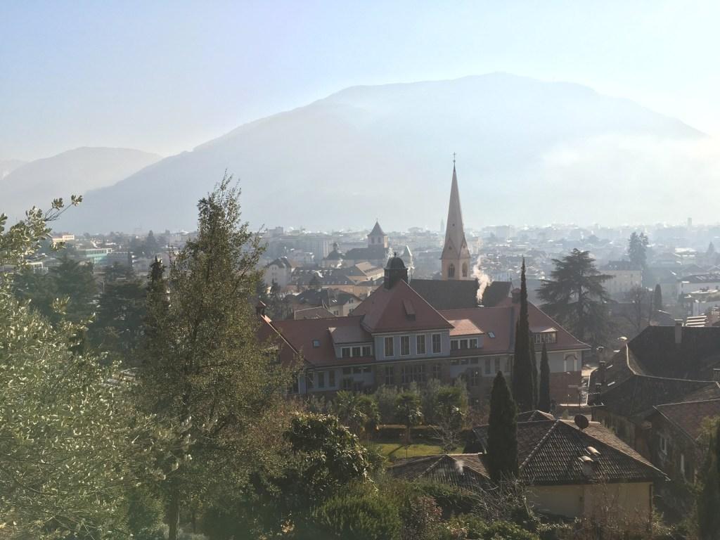 bolzano italy hiking views