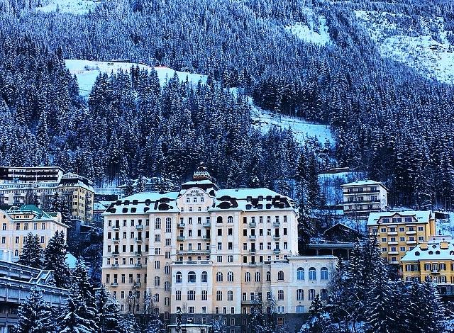 badgastein austria architecture