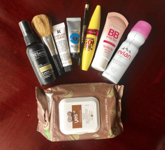 best drugstore travel beauty products