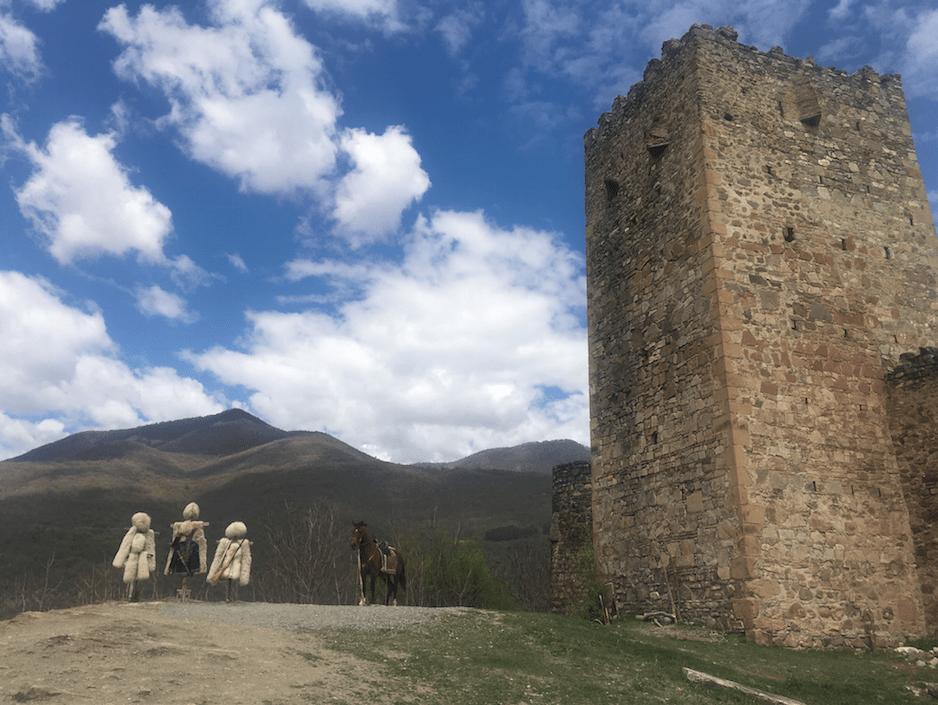 best route tbilisi to kazbegi
