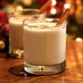 Brandy Eggnog Cocktail1