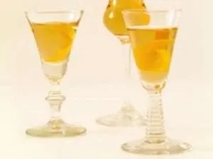Cocktail Sherry Sangaree