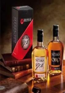Grappe invecchiate distilleria brunello vicenza