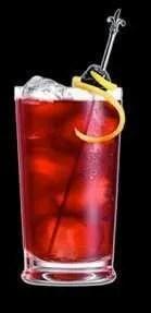 Amaro Ulivar Cocktail