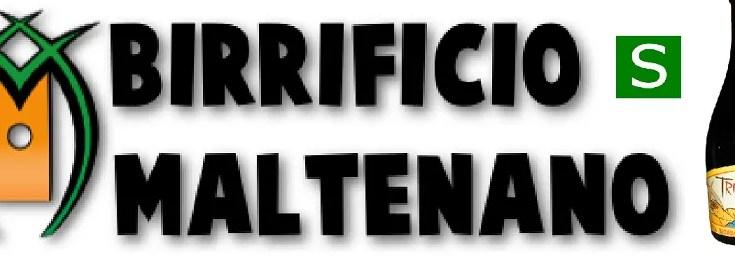 BIRRIFICIO MALTENANO BIRRA TRINCHETTA
