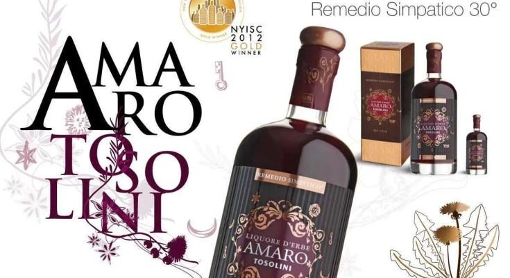 Amaro Tosolini Liquore Raffinato