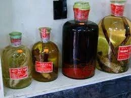 Liquore di More Fatto in Casa Ricetta.