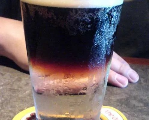Black Velvet Long Drink Recipe IBA