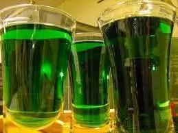 Liquore Elisir di Menta Ingredienti e Preparazione.