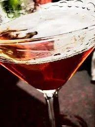 Manhattan Cocktail Recipe IBA