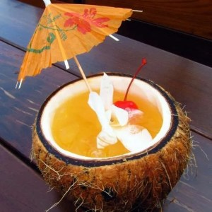 Django, DiCaprio e il Polynesian Pearl Diver Cocktail