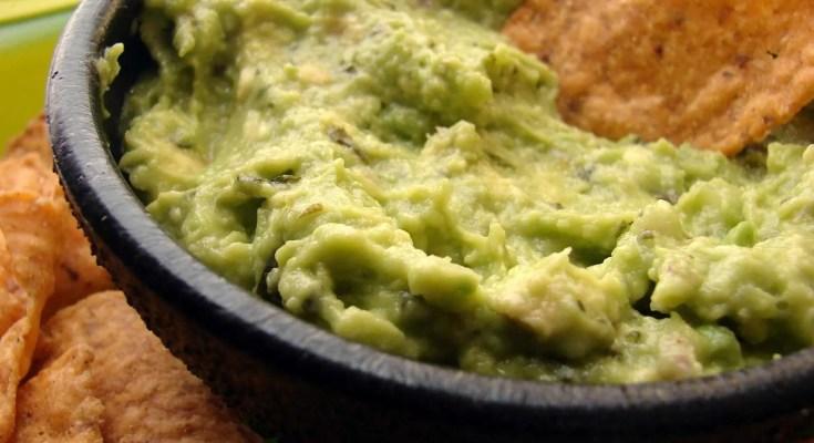 Guacamole Salsa Fatta a Casa Ricetta