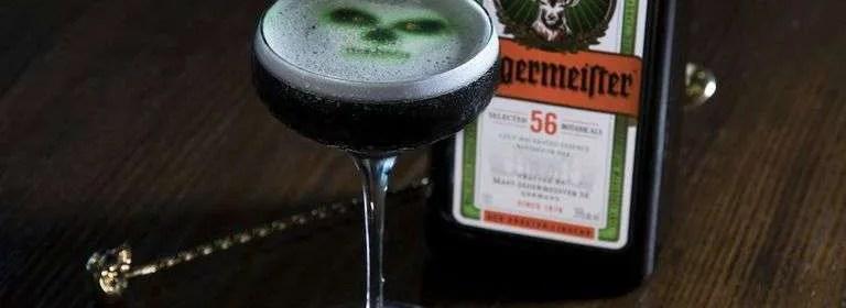 Daiquiri Darke cocktail di halloween ricetta