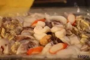 Risotto con frutti di mare in 15 minuti ricetta veloce