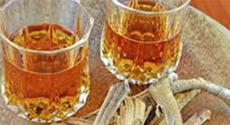 grappa aromatizzata alla genziana maggiore ricetta
