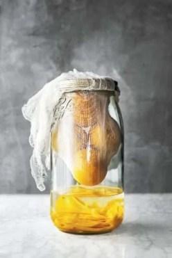 metodo della sospensione per liquori aromatizzati