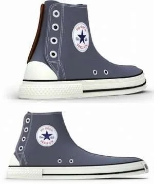 Moonwalk Sneaker All Stars Converse