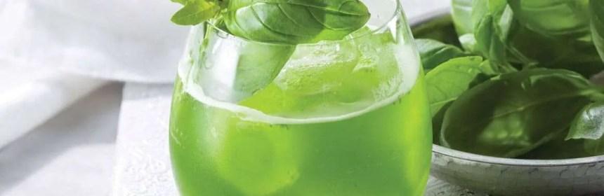 ricetta grappa limone e basilico