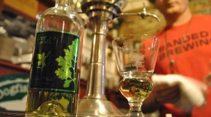 ricetta liquore assenzio