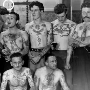 Il perché dei tatuaggi dispari