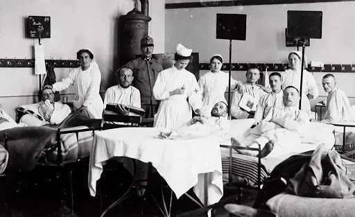 pandemia storia