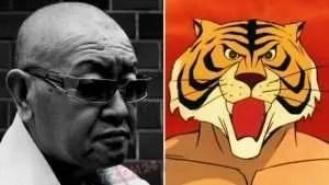Keiichiro Kimura il disegnatore dell'Uomo Tigre artista