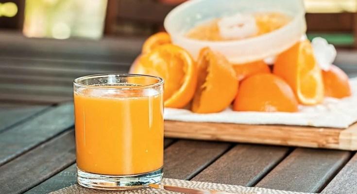 Rosolio di arance ricetta
